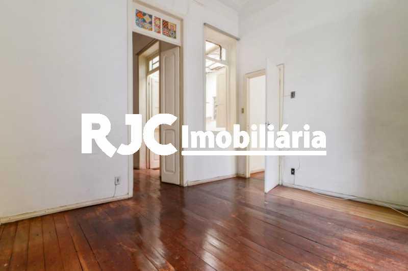 6 - Casa de Vila à venda Rua Mariz e Barros,Tijuca, Rio de Janeiro - R$ 420.000 - MBCV20114 - 7