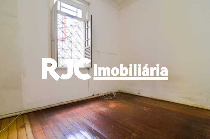 10 - Casa de Vila à venda Rua Mariz e Barros,Tijuca, Rio de Janeiro - R$ 420.000 - MBCV20114 - 11