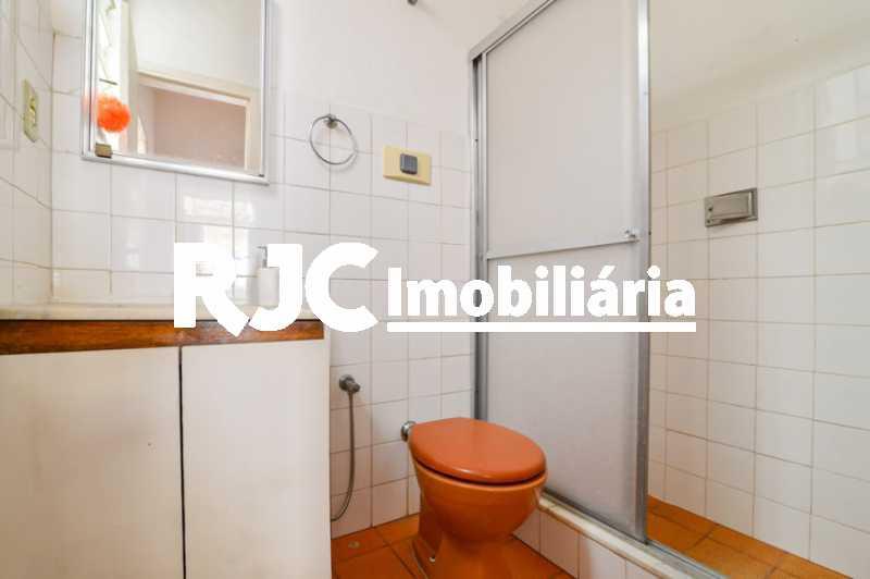 13 - Casa de Vila à venda Rua Mariz e Barros,Tijuca, Rio de Janeiro - R$ 420.000 - MBCV20114 - 14