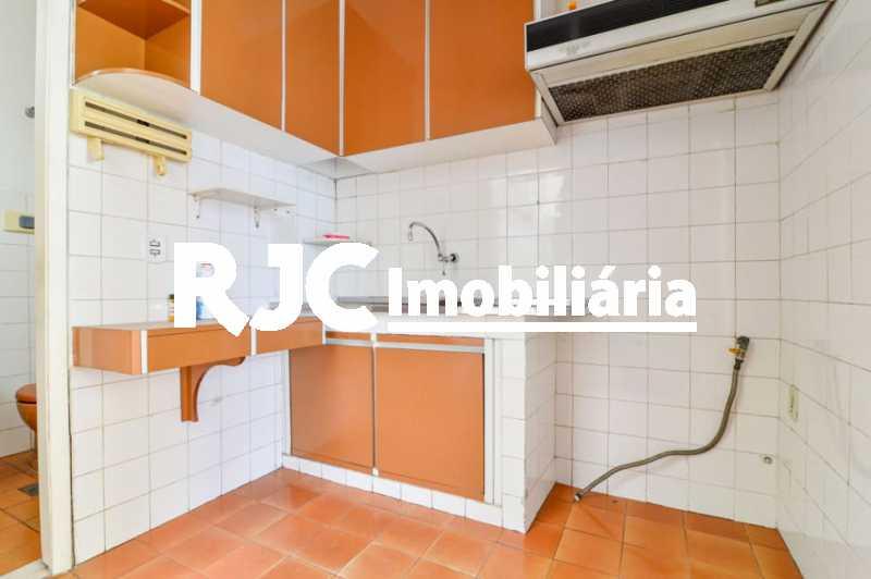 15 - Casa de Vila à venda Rua Mariz e Barros,Tijuca, Rio de Janeiro - R$ 420.000 - MBCV20114 - 16