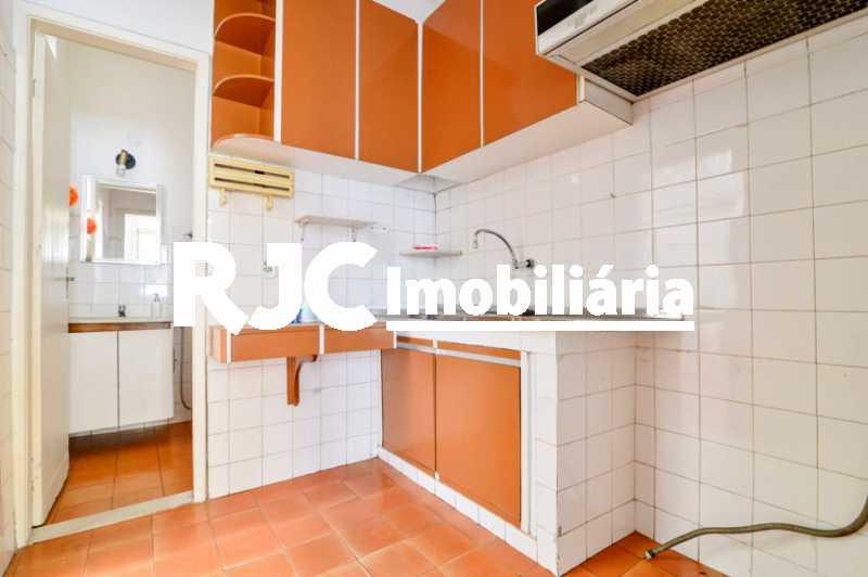 16 - Casa de Vila à venda Rua Mariz e Barros,Tijuca, Rio de Janeiro - R$ 420.000 - MBCV20114 - 17