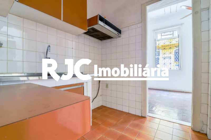 17 - Casa de Vila à venda Rua Mariz e Barros,Tijuca, Rio de Janeiro - R$ 420.000 - MBCV20114 - 18