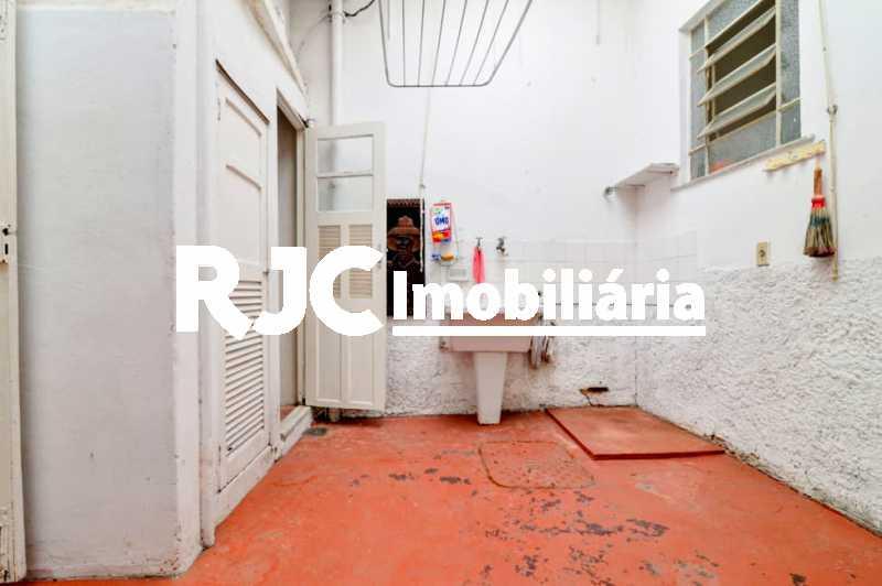 18 - Casa de Vila à venda Rua Mariz e Barros,Tijuca, Rio de Janeiro - R$ 420.000 - MBCV20114 - 19