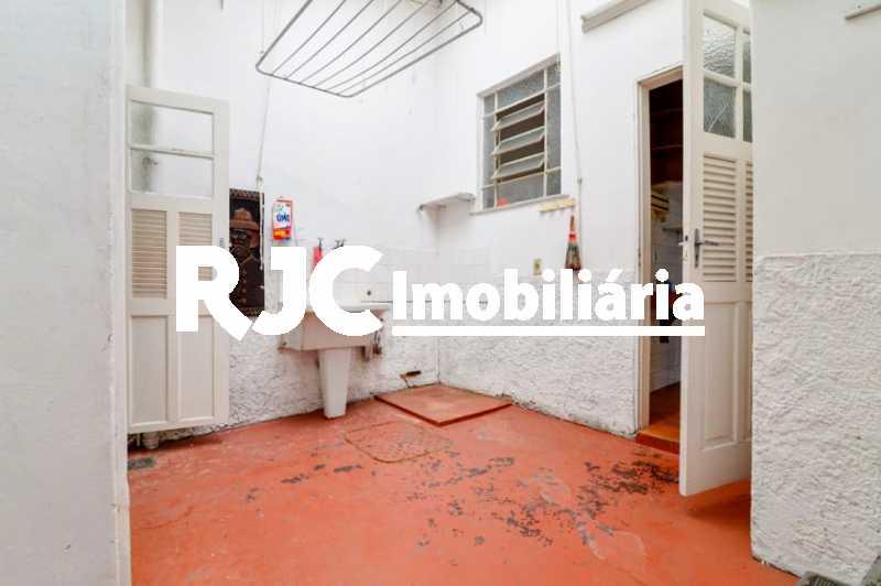 19 - Casa de Vila à venda Rua Mariz e Barros,Tijuca, Rio de Janeiro - R$ 420.000 - MBCV20114 - 20