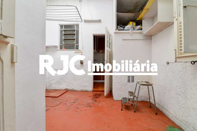 22 - Casa de Vila à venda Rua Mariz e Barros,Tijuca, Rio de Janeiro - R$ 420.000 - MBCV20114 - 23