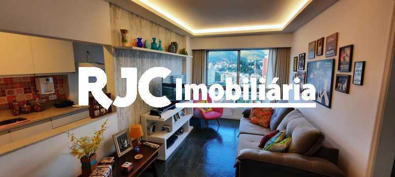 01 - Apartamento à venda Estrada Pau-Ferro,Pechincha, Rio de Janeiro - R$ 320.000 - MBAP25603 - 1