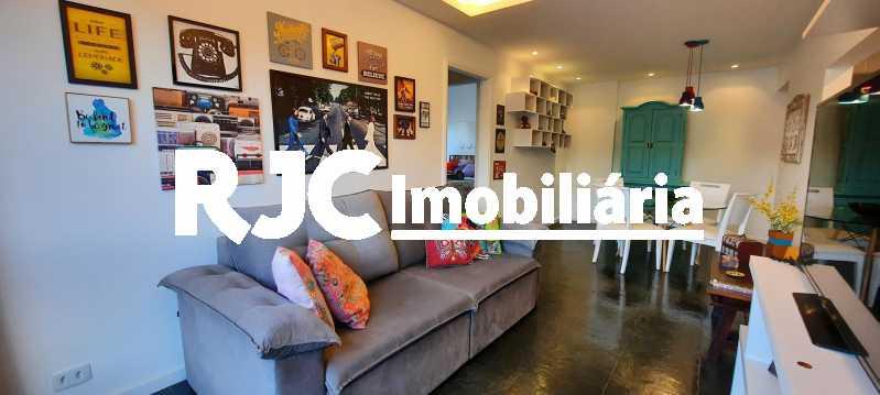 02 - Apartamento à venda Estrada Pau-Ferro,Pechincha, Rio de Janeiro - R$ 320.000 - MBAP25603 - 3