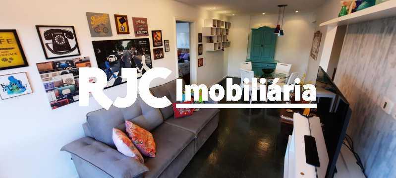 03 - Apartamento à venda Estrada Pau-Ferro,Pechincha, Rio de Janeiro - R$ 320.000 - MBAP25603 - 4