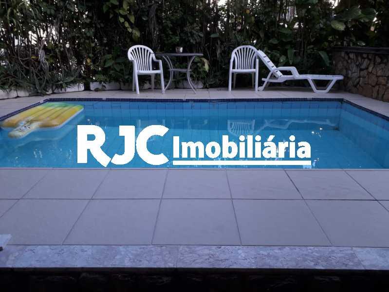 1 - Casa em Condomínio à venda Avenida Lúcio Costa,Barra da Tijuca, Rio de Janeiro - R$ 2.700.000 - MBCN50006 - 1