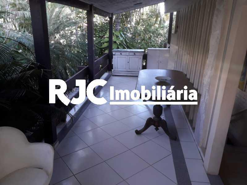 2 - Casa em Condomínio à venda Avenida Lúcio Costa,Barra da Tijuca, Rio de Janeiro - R$ 2.700.000 - MBCN50006 - 3
