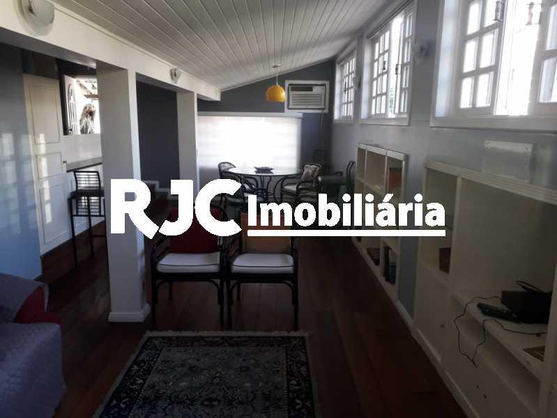 12 - Casa em Condomínio à venda Avenida Lúcio Costa,Barra da Tijuca, Rio de Janeiro - R$ 2.700.000 - MBCN50006 - 13