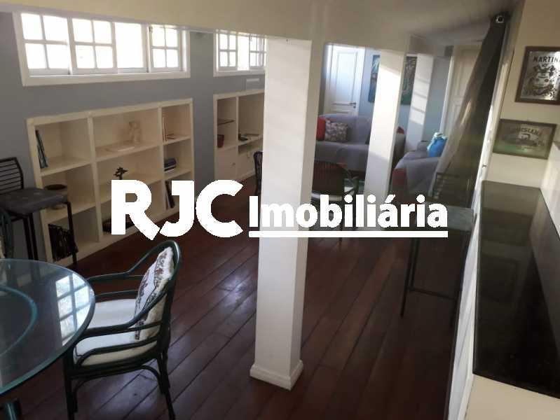 13 - Casa em Condomínio à venda Avenida Lúcio Costa,Barra da Tijuca, Rio de Janeiro - R$ 2.700.000 - MBCN50006 - 14
