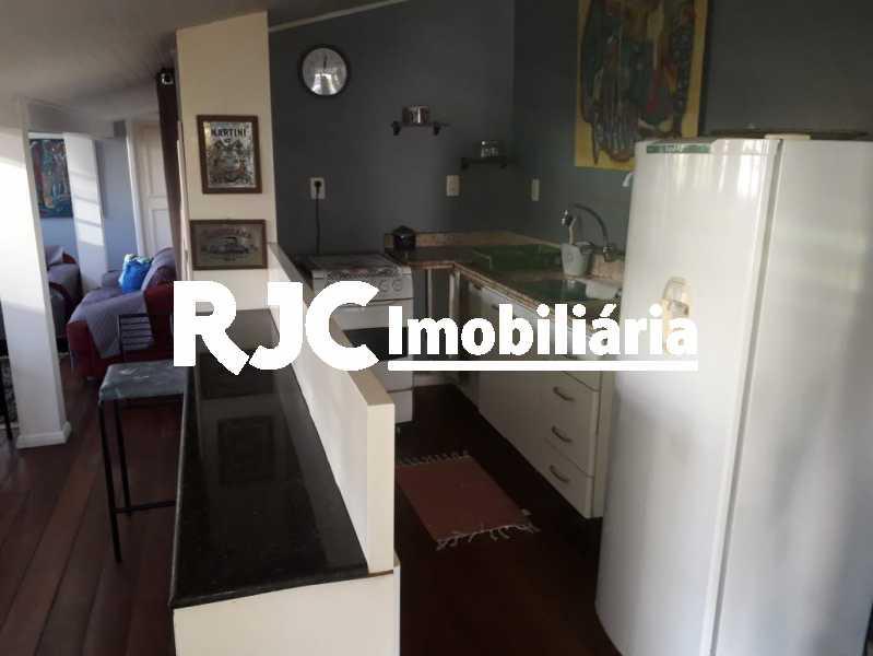 14 - Casa em Condomínio à venda Avenida Lúcio Costa,Barra da Tijuca, Rio de Janeiro - R$ 2.700.000 - MBCN50006 - 15