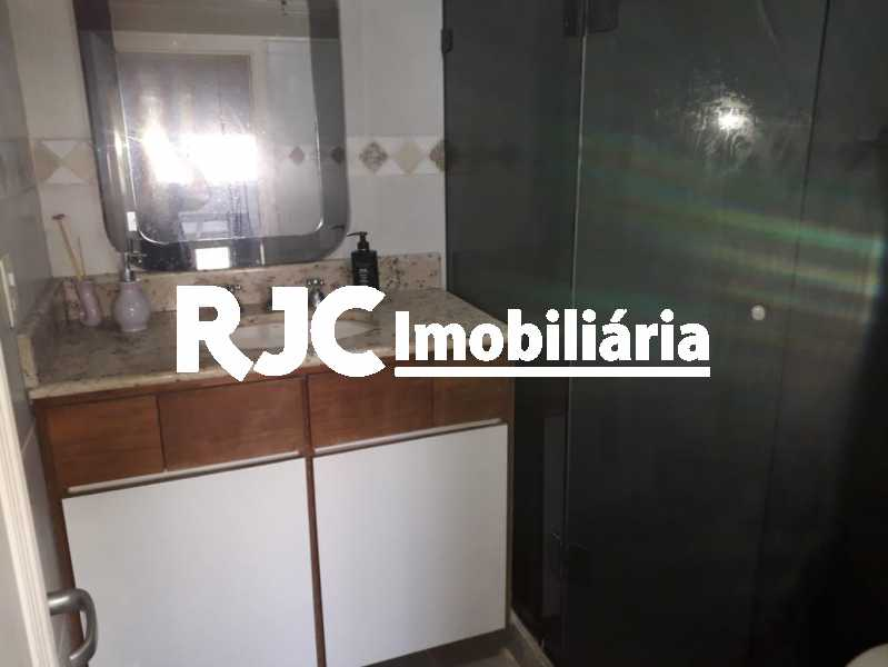 16 - Casa em Condomínio à venda Avenida Lúcio Costa,Barra da Tijuca, Rio de Janeiro - R$ 2.700.000 - MBCN50006 - 17