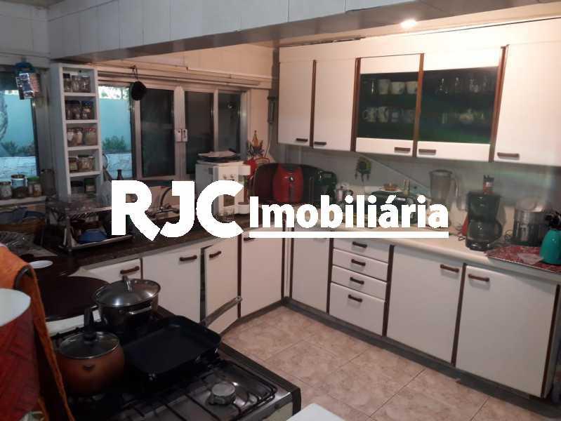 21 - Casa em Condomínio à venda Avenida Lúcio Costa,Barra da Tijuca, Rio de Janeiro - R$ 2.700.000 - MBCN50006 - 22