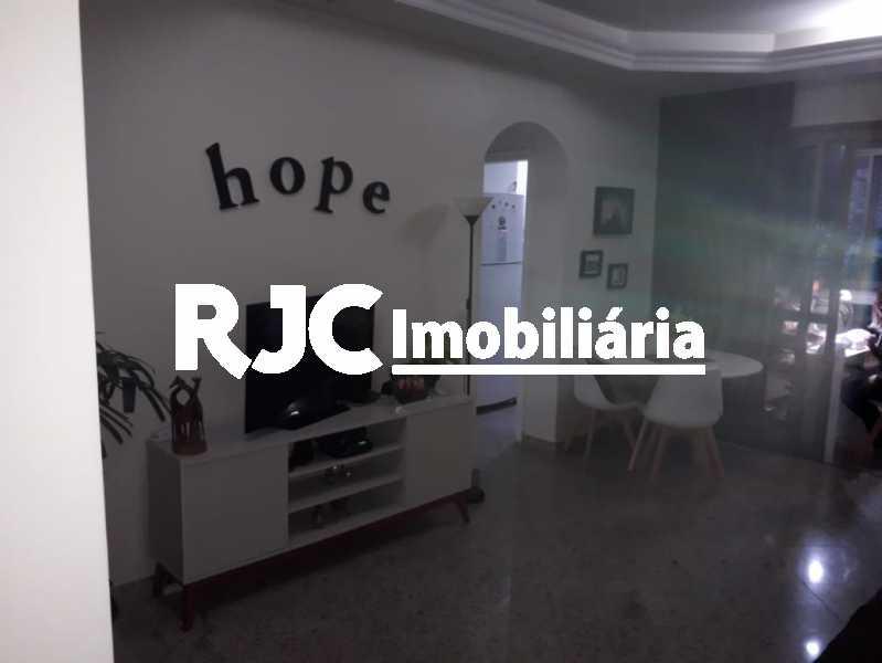 4 - Apartamento à venda Avenida Lúcio Costa,Barra da Tijuca, Rio de Janeiro - R$ 1.150.000 - MBAP25606 - 5
