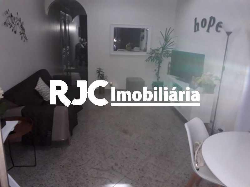 5 - Apartamento à venda Avenida Lúcio Costa,Barra da Tijuca, Rio de Janeiro - R$ 1.150.000 - MBAP25606 - 6