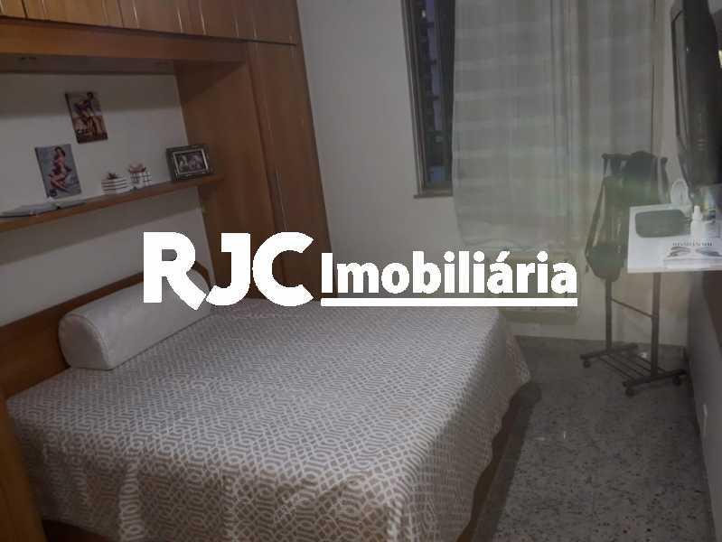 7 - Apartamento à venda Avenida Lúcio Costa,Barra da Tijuca, Rio de Janeiro - R$ 1.150.000 - MBAP25606 - 8