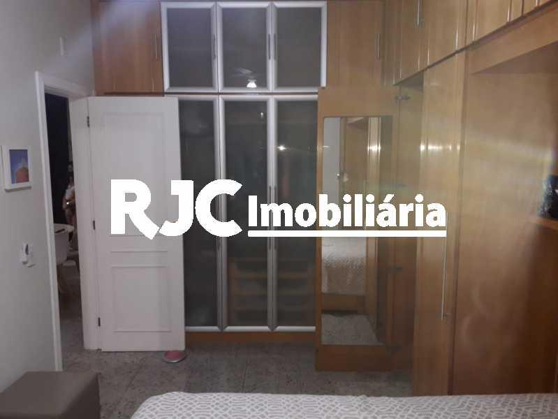 8 - Apartamento à venda Avenida Lúcio Costa,Barra da Tijuca, Rio de Janeiro - R$ 1.150.000 - MBAP25606 - 9