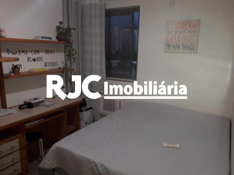 10 - Apartamento à venda Avenida Lúcio Costa,Barra da Tijuca, Rio de Janeiro - R$ 1.150.000 - MBAP25606 - 11