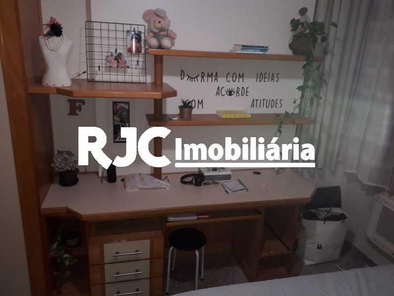 11 - Apartamento à venda Avenida Lúcio Costa,Barra da Tijuca, Rio de Janeiro - R$ 1.150.000 - MBAP25606 - 12
