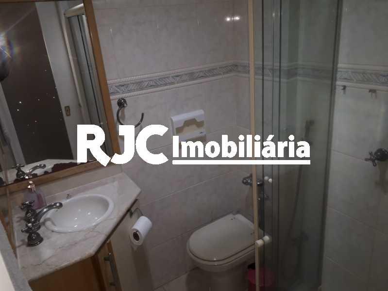 13 - Apartamento à venda Avenida Lúcio Costa,Barra da Tijuca, Rio de Janeiro - R$ 1.150.000 - MBAP25606 - 14