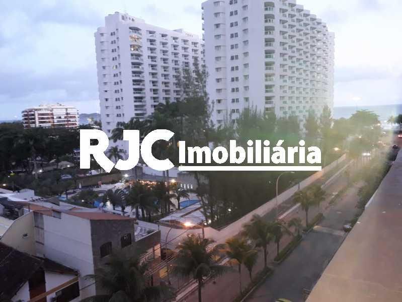 17 - Apartamento à venda Avenida Lúcio Costa,Barra da Tijuca, Rio de Janeiro - R$ 1.150.000 - MBAP25606 - 18