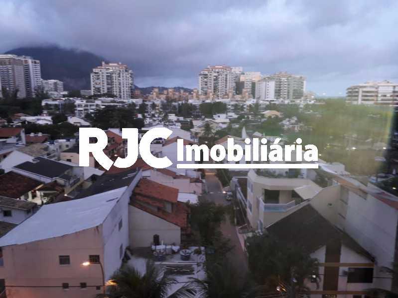 18 - Apartamento à venda Avenida Lúcio Costa,Barra da Tijuca, Rio de Janeiro - R$ 1.150.000 - MBAP25606 - 19