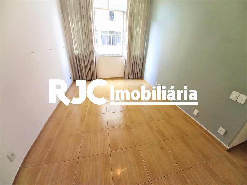 1 - Apartamento à venda Avenida Geremário Dantas,Pechincha, Rio de Janeiro - R$ 280.000 - MBAP25614 - 1
