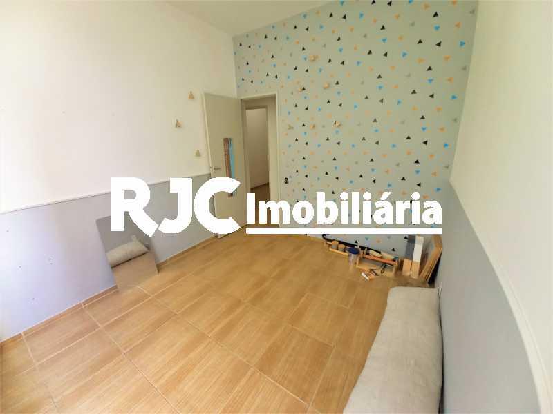4 - Apartamento à venda Avenida Geremário Dantas,Pechincha, Rio de Janeiro - R$ 280.000 - MBAP25614 - 5