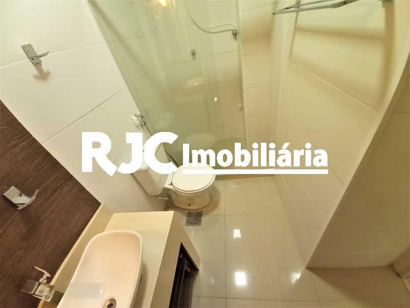 7 - Apartamento à venda Avenida Geremário Dantas,Pechincha, Rio de Janeiro - R$ 280.000 - MBAP25614 - 8