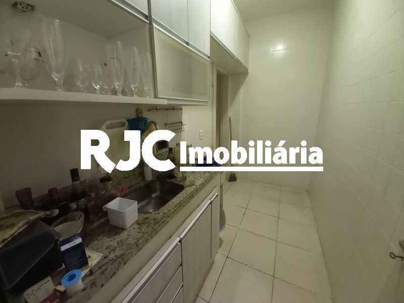 13 - Apartamento à venda Avenida Geremário Dantas,Pechincha, Rio de Janeiro - R$ 280.000 - MBAP25614 - 14