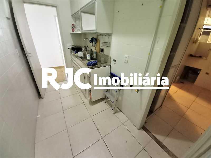 15 - Apartamento à venda Avenida Geremário Dantas,Pechincha, Rio de Janeiro - R$ 280.000 - MBAP25614 - 16
