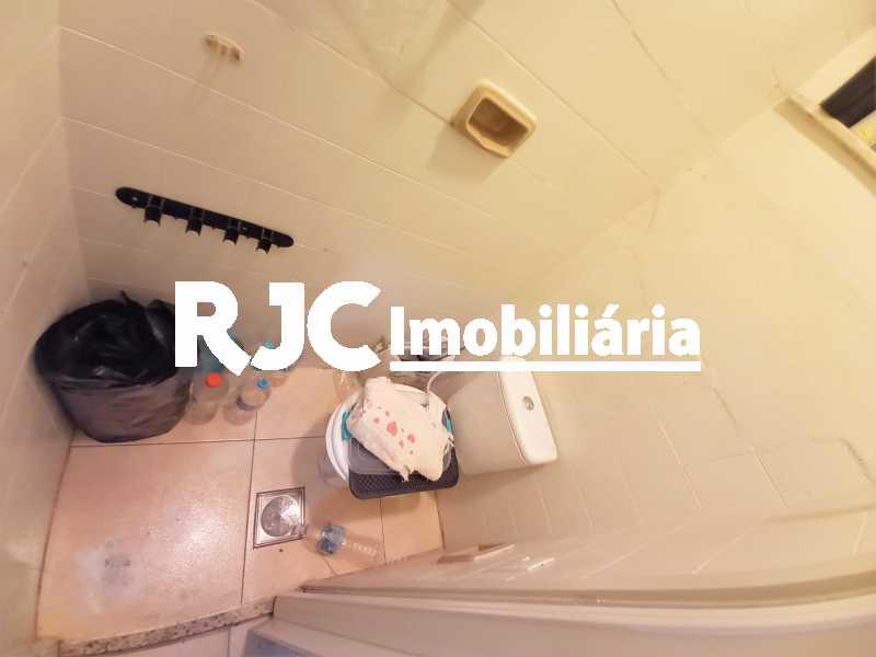 17 - Apartamento à venda Avenida Geremário Dantas,Pechincha, Rio de Janeiro - R$ 280.000 - MBAP25614 - 18