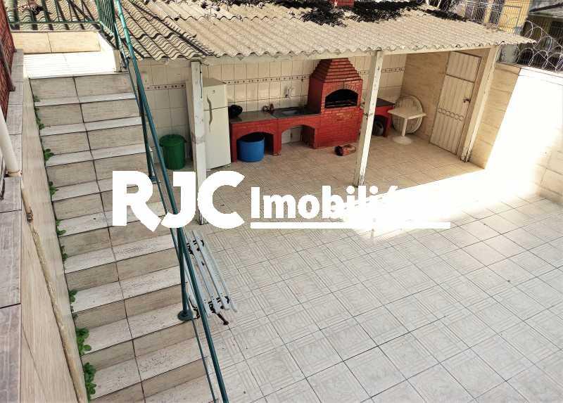 19 - Apartamento à venda Avenida Geremário Dantas,Pechincha, Rio de Janeiro - R$ 280.000 - MBAP25614 - 20