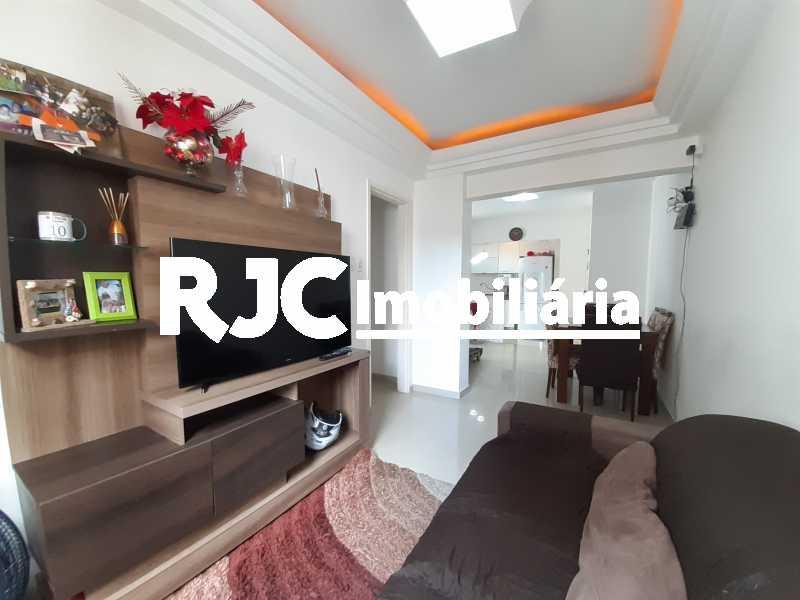 01 - Apartamento à venda Rua Araújo Leitão,Engenho Novo, Rio de Janeiro - R$ 250.000 - MBAP33575 - 1