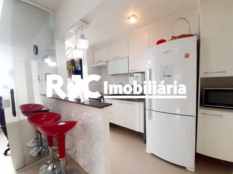 03 - Apartamento à venda Rua Araújo Leitão,Engenho Novo, Rio de Janeiro - R$ 250.000 - MBAP33575 - 4