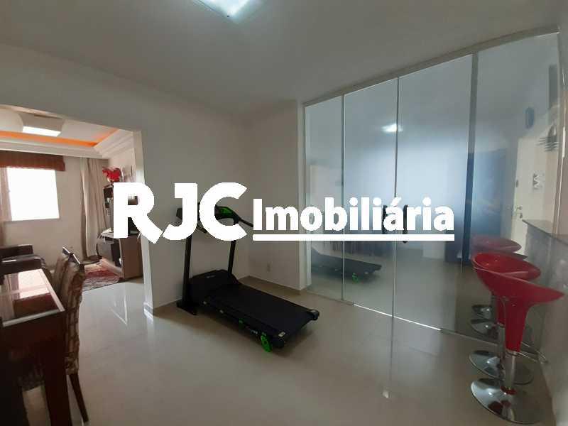 06 - Apartamento à venda Rua Araújo Leitão,Engenho Novo, Rio de Janeiro - R$ 250.000 - MBAP33575 - 7