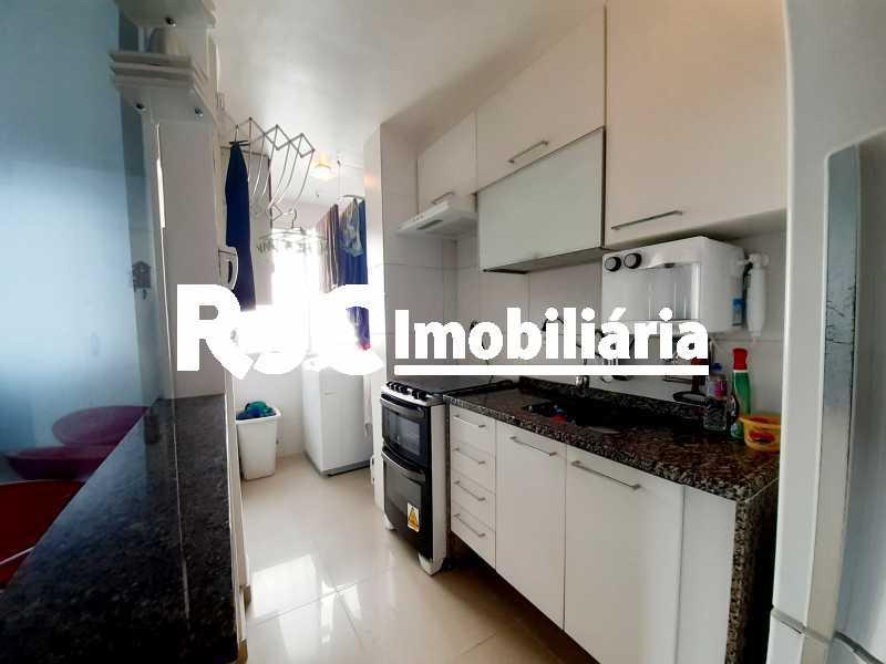 10 - Apartamento à venda Rua Araújo Leitão,Engenho Novo, Rio de Janeiro - R$ 250.000 - MBAP33575 - 10