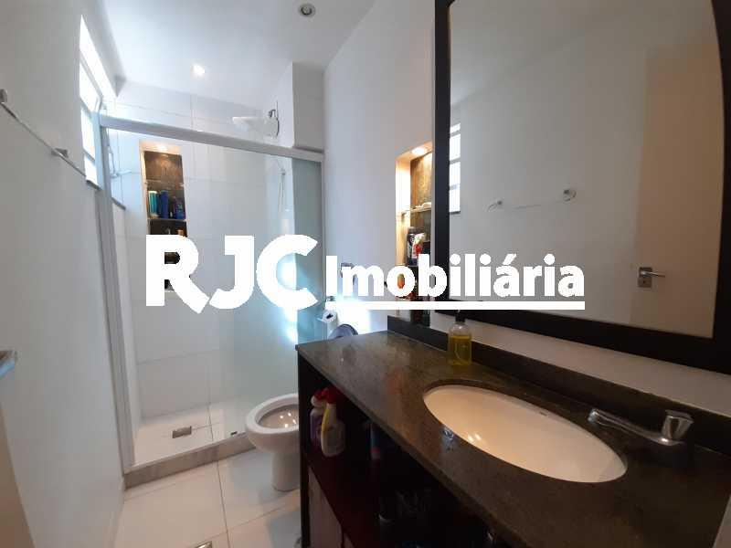 16 - Apartamento à venda Rua Araújo Leitão,Engenho Novo, Rio de Janeiro - R$ 250.000 - MBAP33575 - 16