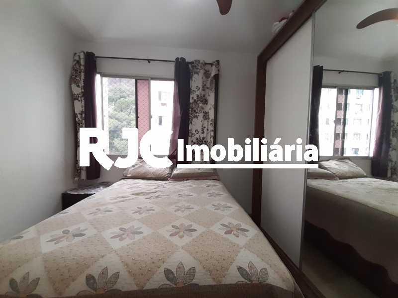 17 - Apartamento à venda Rua Araújo Leitão,Engenho Novo, Rio de Janeiro - R$ 250.000 - MBAP33575 - 17