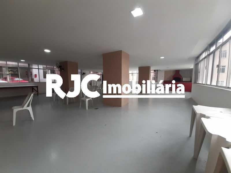 22 - Apartamento à venda Rua Araújo Leitão,Engenho Novo, Rio de Janeiro - R$ 250.000 - MBAP33575 - 22