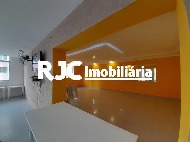 23 - Apartamento à venda Rua Araújo Leitão,Engenho Novo, Rio de Janeiro - R$ 250.000 - MBAP33575 - 23