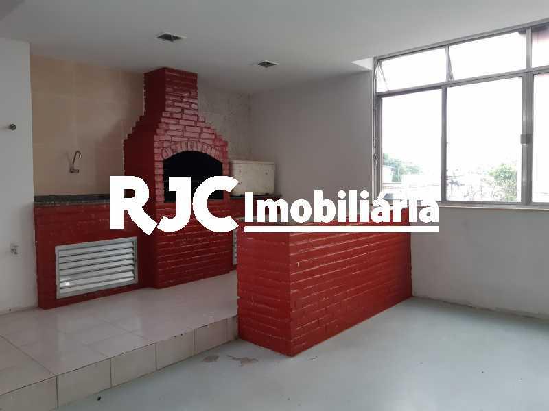 24 - Apartamento à venda Rua Araújo Leitão,Engenho Novo, Rio de Janeiro - R$ 250.000 - MBAP33575 - 24