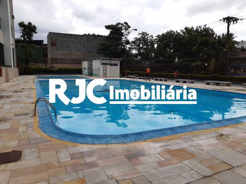 25 - Apartamento à venda Rua Araújo Leitão,Engenho Novo, Rio de Janeiro - R$ 250.000 - MBAP33575 - 25