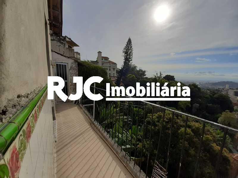 02 - Casa à venda Rua Almirante Alexandrino,Santa Teresa, Rio de Janeiro - R$ 1.200.000 - MBCA60025 - 3