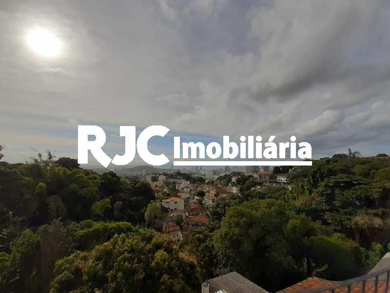 04 - Casa à venda Rua Almirante Alexandrino,Santa Teresa, Rio de Janeiro - R$ 1.200.000 - MBCA60025 - 5