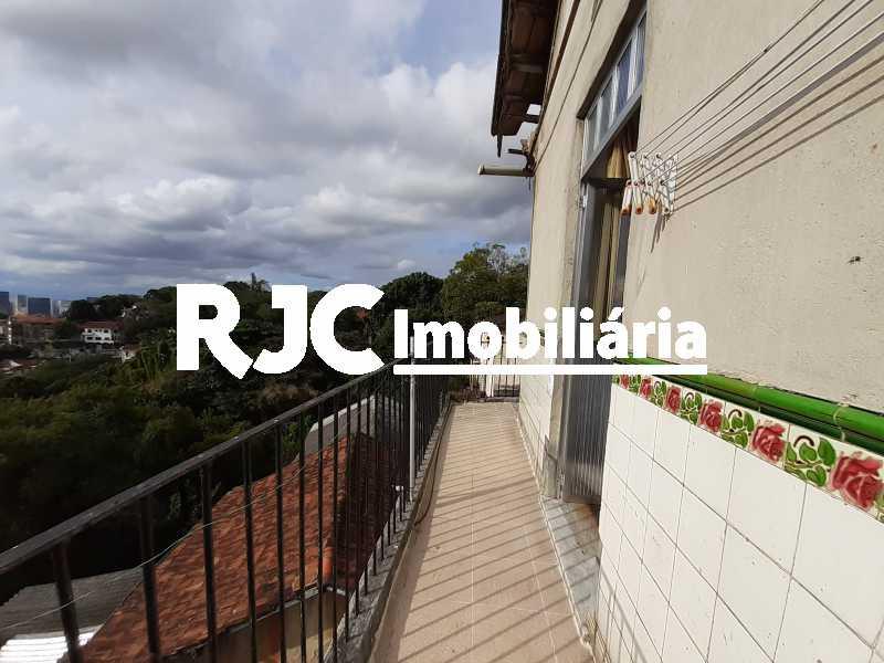 05 - Casa à venda Rua Almirante Alexandrino,Santa Teresa, Rio de Janeiro - R$ 1.200.000 - MBCA60025 - 6