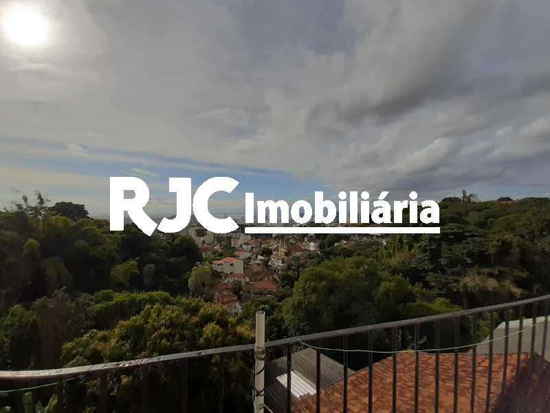08 - Casa à venda Rua Almirante Alexandrino,Santa Teresa, Rio de Janeiro - R$ 1.200.000 - MBCA60025 - 9