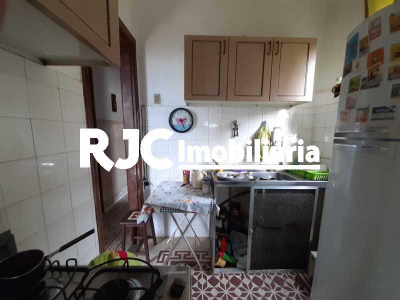 19 - Casa à venda Rua Almirante Alexandrino,Santa Teresa, Rio de Janeiro - R$ 1.200.000 - MBCA60025 - 19